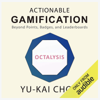 Actionable Gamification- book cover